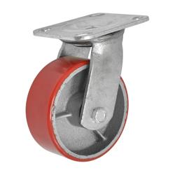 Rueda Roja con Plataforma 5x2