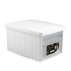 Caja  Elegance Blanca con AperturaStefanplast