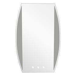 Espejo  Vertical  Oval