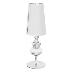Lámpara Plata  para Mesa