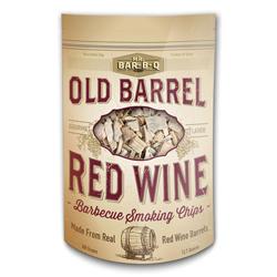 Madera Red Wine  para Ahumar MRBBQ
