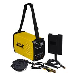 Soldadora   2 en1 110/220 voltios 8600w Silk