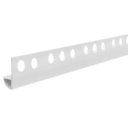 Moldura Plástica Blanca 2.20mt