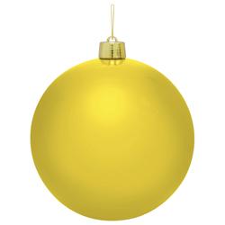 Bola Navideña Oro Brillante de 30cm