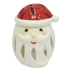 Quemador de Cera  Aromática Papa Noel