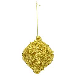 Bola Cebolla con Lentejuelas Oro