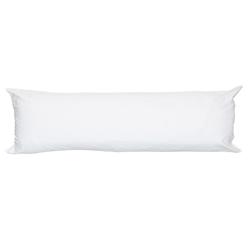Protector Blanco para Almohada 36x127cm