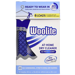 Lavado en Seco Woolite At Home
