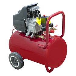 Compresor 2HP 50lt 120PSI Genuine