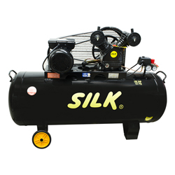 Compresor 3HP 200lt 120PSI Silk
