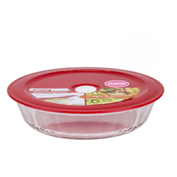Pirex para Pie en Microondas Decor