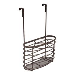 Organizador para Baño Bronce Home Basic