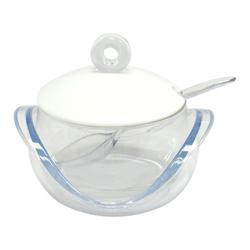Envase Blanco para Queso Rallado Omada