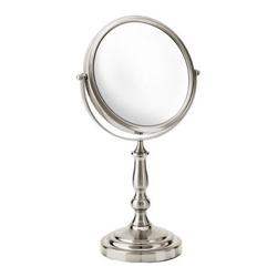 Espejo de Aumento Níquel Satín  5x Danielle