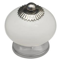 Pomo Lantern Blanco