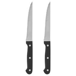 Cuchillo Inoxidable para Carne Set de 2 Piezas Excellent Houseware