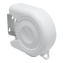 Porta Cordel Plastificado Blanco
