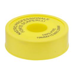 Cinta de Teflón amarilla