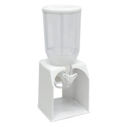 Dispensador de Cereal Blanco Home Basics
