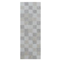 Cerámica Dante Gris 25x75cm