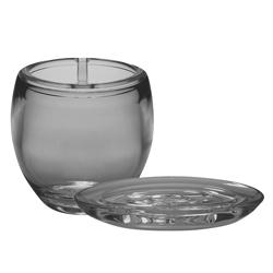 Accesorios para Baño Droplet Humo Umbra