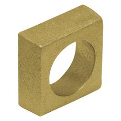 Anillo Porta Servilleta Square  Oro