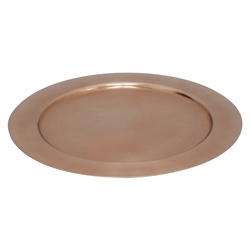 Porta Plato Rose Brillante 33cm