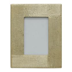 Porta Retrato  Oro 19x24cm