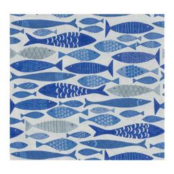 Servilleta Shoal Of Fish