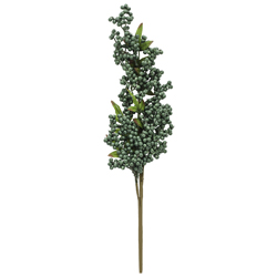 Rama Mini Cerezos Verde 70cm