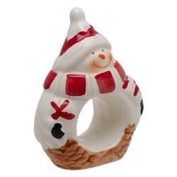 Anillo Porta Servilleta Snowman