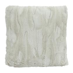 Cojín Polar Blanco 45x45cm