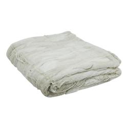Manta Sofa Blanca