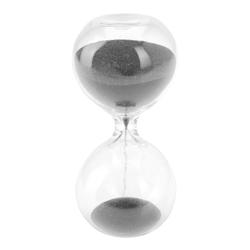 Reloj de Arena Blanca o Negra 8 Minutos