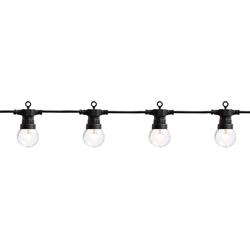 Luces Led 20 Bombillas Transparente 10m