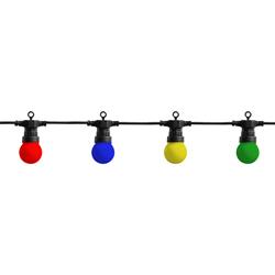 Luces Led 20 Bombillos Multicolores 10m