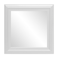 Espejo Box Blanco