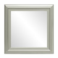 Espejo Box Níquel Satín