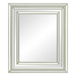 Espejo Neoclassic Níquel Satín