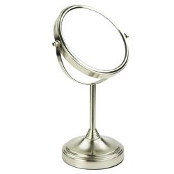 Espejo de Aumento Satín 5x Home Basic