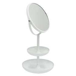 Espejo de Aumento  Blanco 5x Home Basic