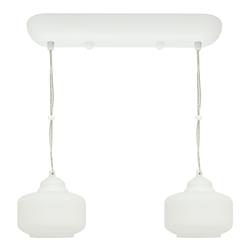 Lámpara Colgante Bagel con 2 Boquillas