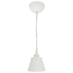 Lámpara Colgante Futura Blanca Led