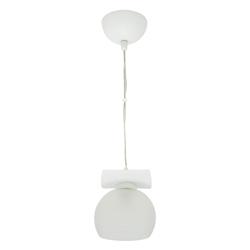 Lámpara Colgante Bell Blanca