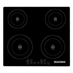 Cocina de Inducción con 4 Quemadores  54x59cm Mastermaid