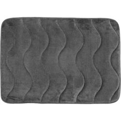 Alfombra Wave Foam Gris 50x70cm