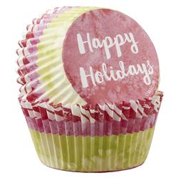 Pirutín Happy Holidays 75 Piezas Wilton