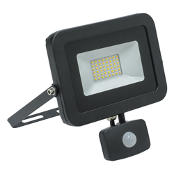 Reflector Led de 50w  con Sensor  Eurolight