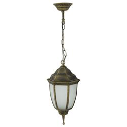 Lámpara Colgante Led  Bronce 8w Victoria Eurolight