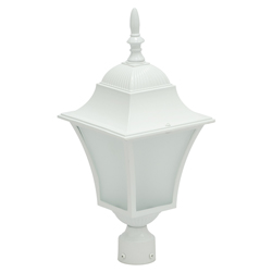 Farol Led Blanco de Poste Louis Eurolight
